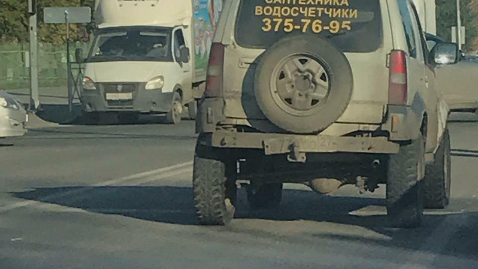 Автомобиль Шарнин Николай Сергеевич Новосибирск